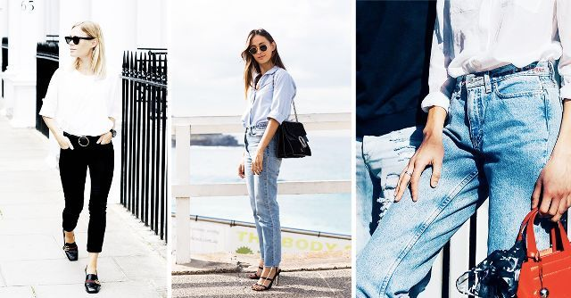 Our super-stylist and columnist, Rebecca Corbin-Murray, has two very precise ideas on how to make skinny jeans look cool again—read them here.