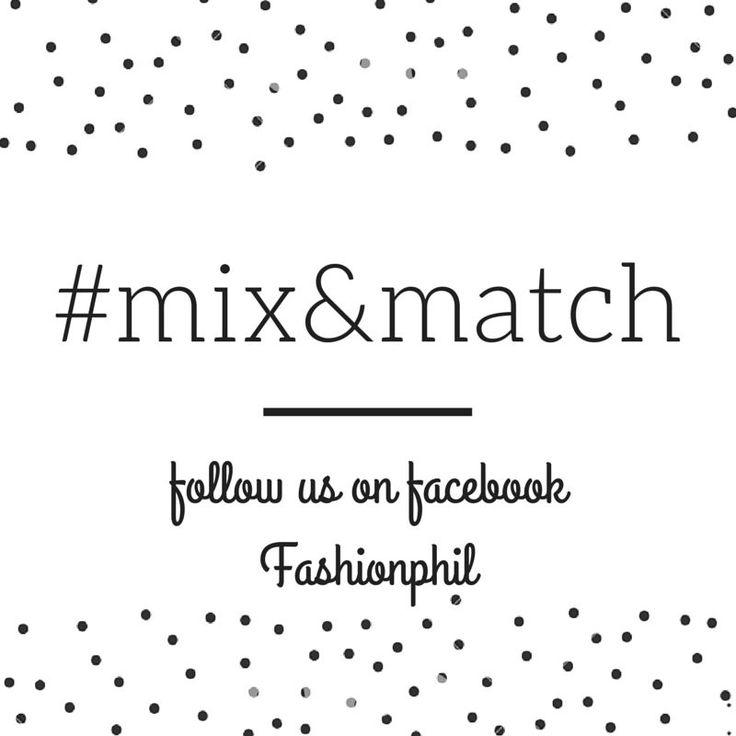 Fashionphil is on facebook https://www.facebook.com/fashionphilnews?ref=hl