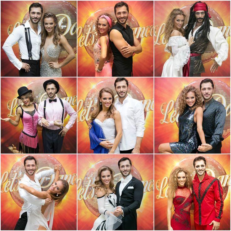 Takto sa menili Braňo a Dominika od prvého kola po finále Let's Dance!