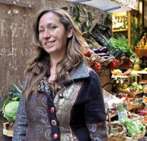 EXPATS IN FLORENCE :: Jennifer Schwartz A food lover who shares Florence's riches