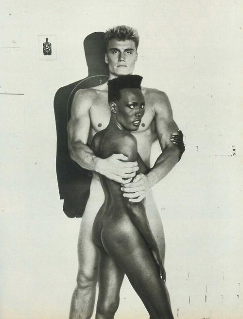 Holy 80's: 80S, Dolphlundgren, Grace Jones, Interesting Photography, Art, Black White, Fashion Photography, Dolph Lundgren, Helmut Newton