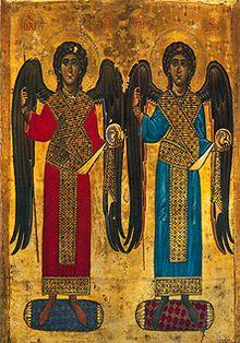 Ange dans l'art — Wikipédia