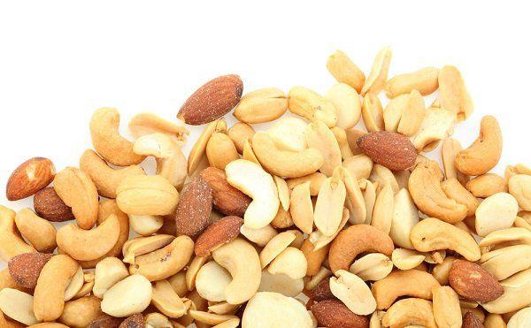 alimentos ricos en magnesio anacardo