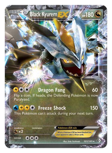 ex pokemon cards   ... Look: Three New Pokémon Black & White – Boundaries Crossed Cards