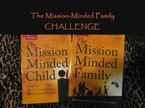 40-Day Mission-Minded FAMILY CHALLENGE! | Harvest Ministry : Harvest Ministry