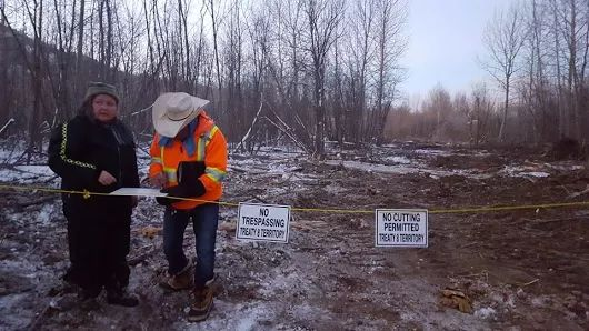 """Valuable First Nations Historic Sites """"Will Be Gone Forever"""" if Site C Dam Proceeds: Archaeologist"""