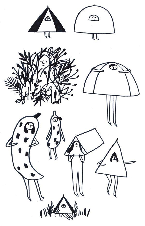 Marion Barraud #illustration