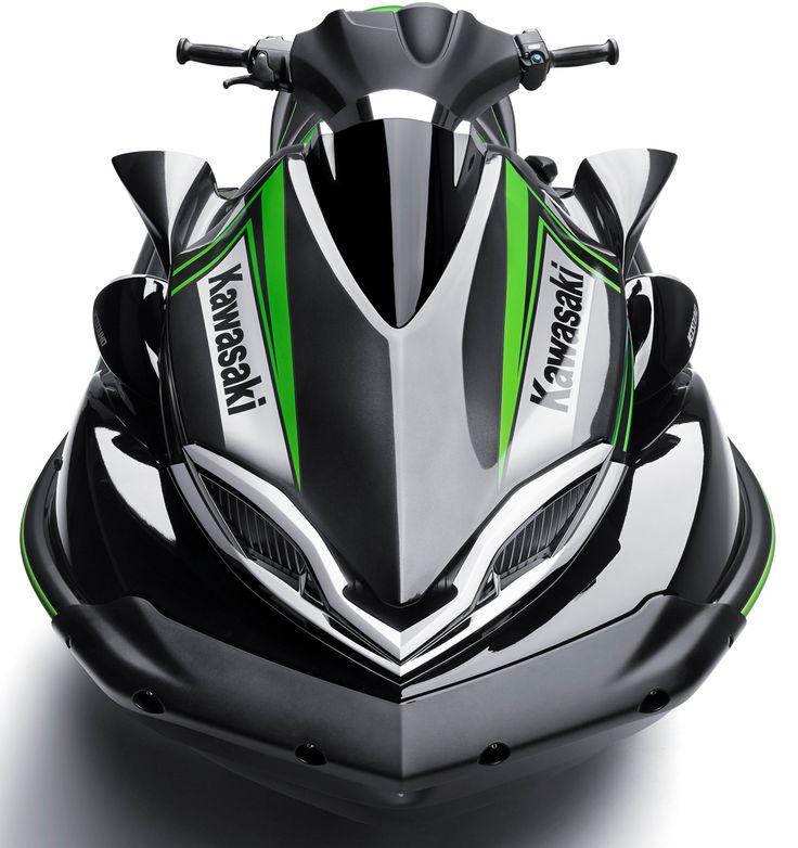 2016 Kawasaki Jet Ski Ultra 310LX Front