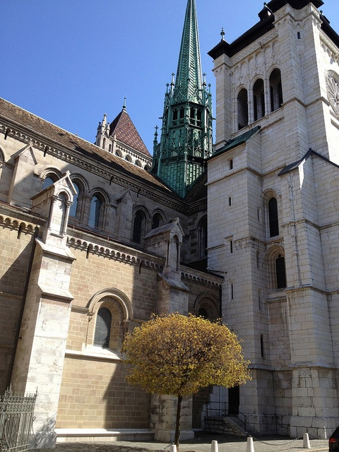 Geneva, Switzerland - St. Peters Cathedral