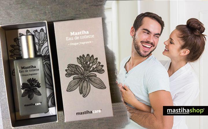 #unisex #euadetoilette for him and her with #mastiha #mastihashop