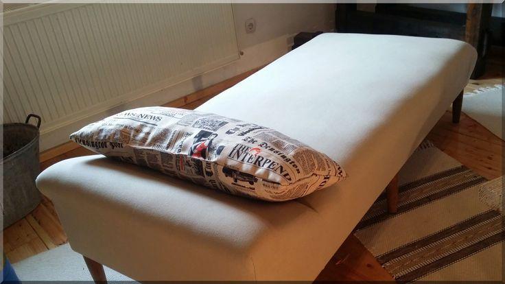 Felújított régi ágy