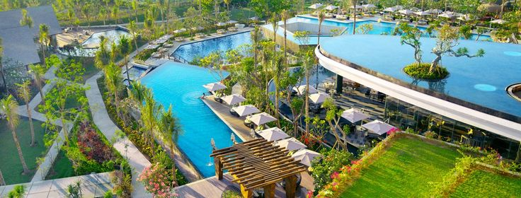 Rimba Jimbaran swim up bar bali kids guide