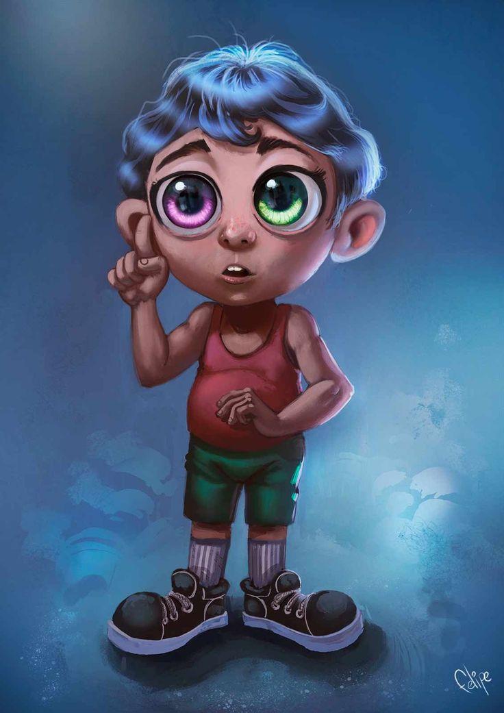 ArtStation - Will, the Chimera, Felipe Coutinho