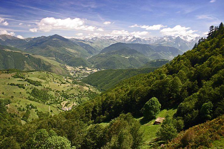 Near Col d'Aspin, Pyrenees - Arreau, Midi-Pyrenees