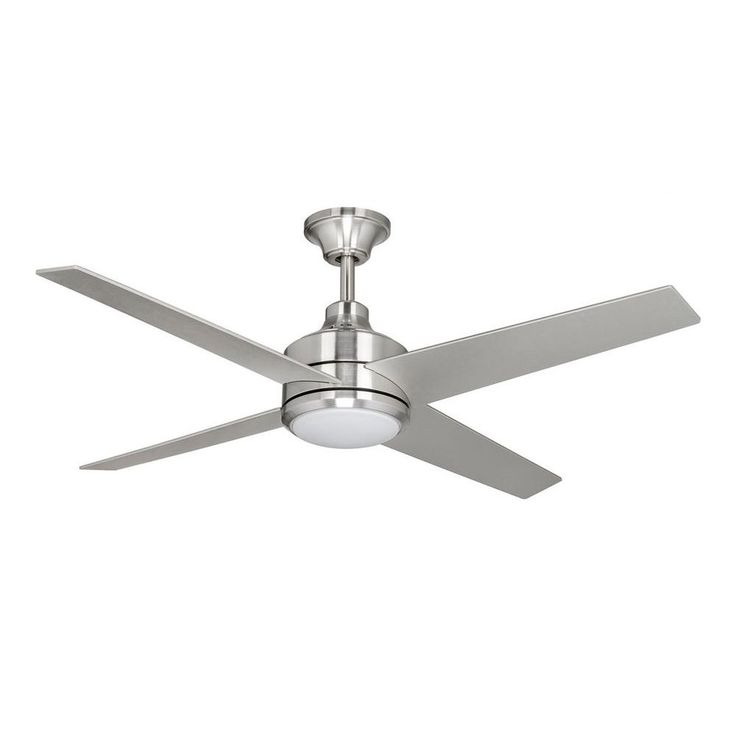 66 Best Images About Brushed Nickel Ceiling Fan On