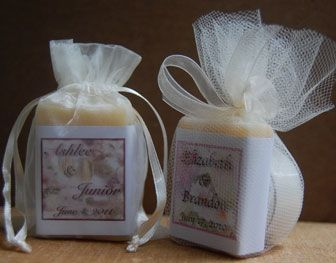 109 Best Soap Wedding Favors Images On Pinterest