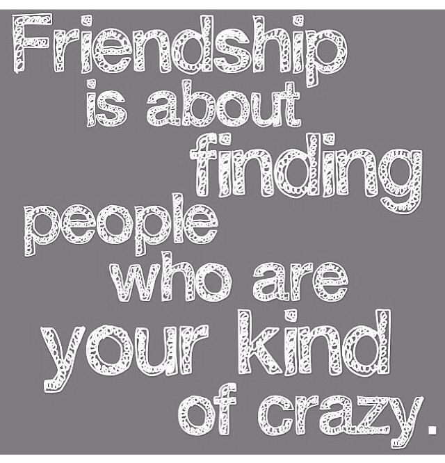 Funny Friendship Quotes And Sayings: Pin By Kristi Crawford On This Is So ME