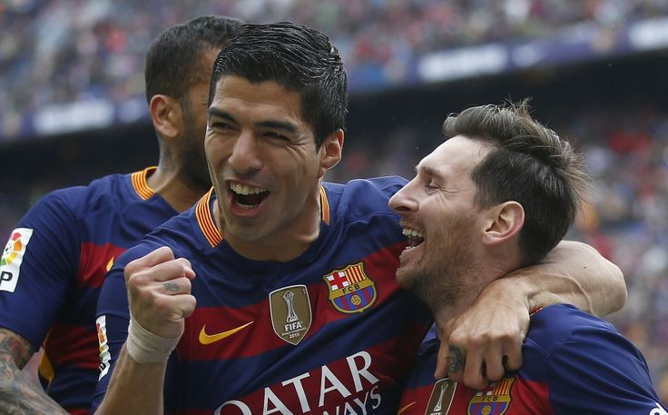 Lionel Messi, right, and Luis Suarez are expected to join Barcelona for the International Champions Cup. (Manu Fernandez/Associated Press)  The United States has become a summer playground for many of the world's premier soccer teams, and this year, Washington will welcome two elites:...  http://usa.swengen.com/its-official-barcelona-vs-manchester-united-at-fedex-field-this-summer/