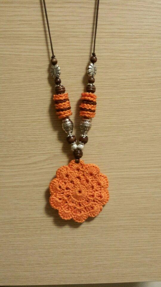 Collana arancio