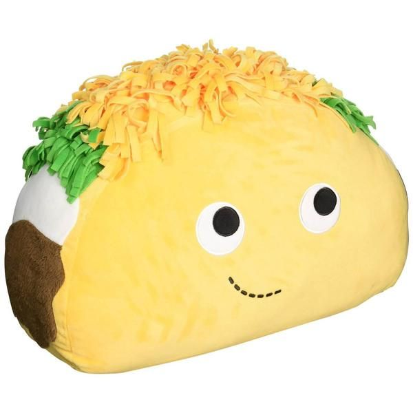This is a Kidrobot Yummy World Large Taco Plush that is made by the neat folks over at Kidrobot. The LargeTacoplush figure is…