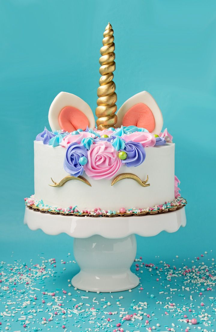 The Best Unicorn Cake Recipe That Will Make A Magical