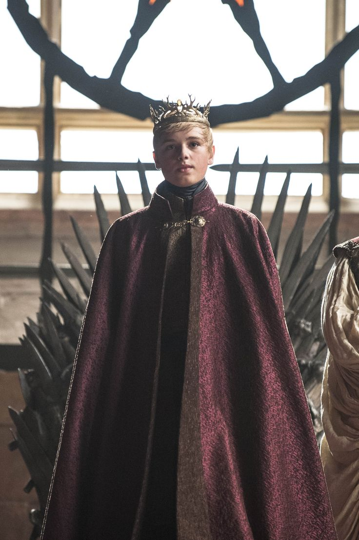 Tommen of the House Baratheon, First of His Name, King of the Andals and the First Men and Lord of the Seven Kingdoms