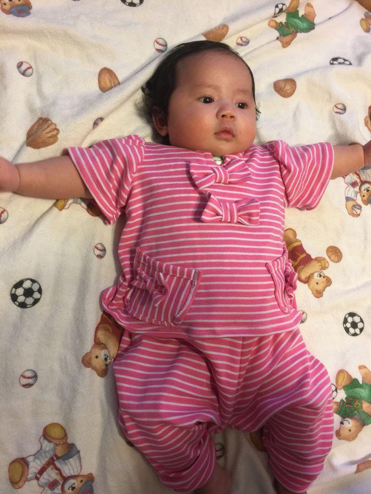 Diy Baby girls clothes