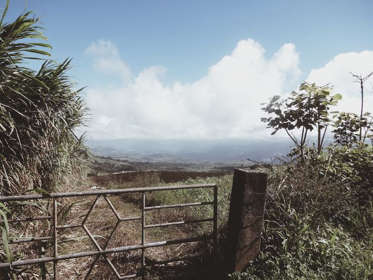 Volcan Irazu Trek, Costa Rica || @esha__ #costarica #travel #volcanirazu #centralamerica #adventure #trekking