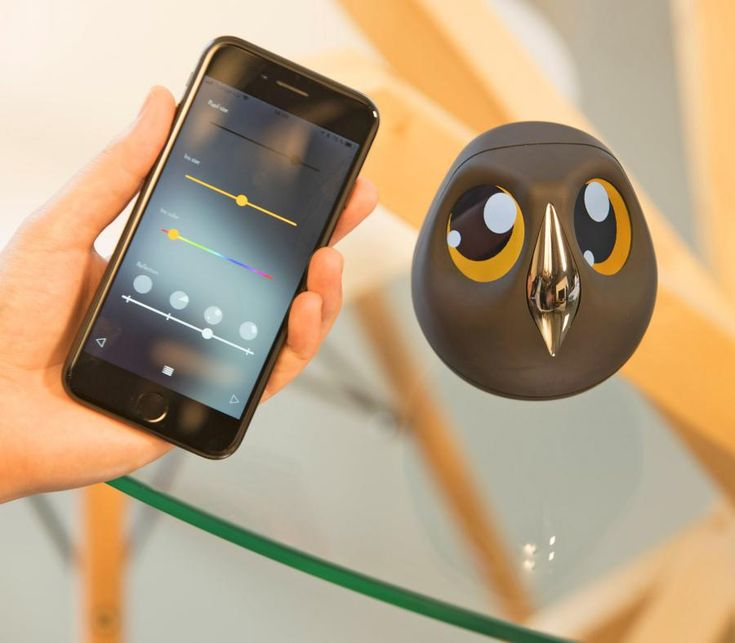 Ulo: An Owl Shaped Security Camera