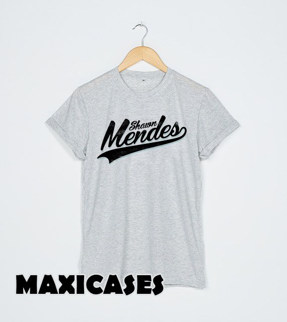 Shawn Mendes logo T-shirt Men, Women and Youth
