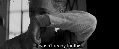 SLC Punk-I don't think a movie has ever made me cry harder than SLC Punk when Heroin Bob died...