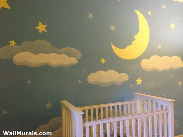 Baby Room Wall Murals by Colette: Baby Girl Wall Murals & Baby Boy Wall Murals - Page 3