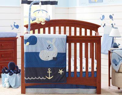 Nautica Crib Bedding Brody