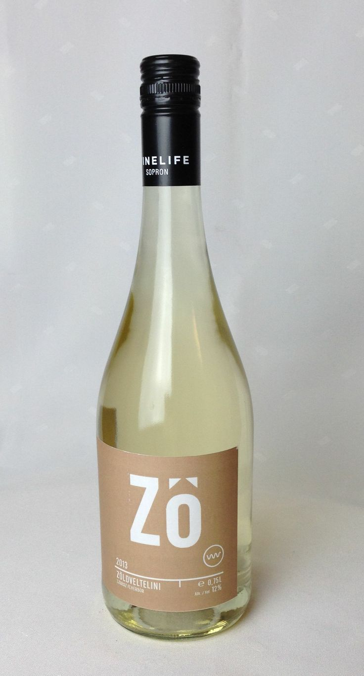 "The Hungarian ""grüner veltliner"": Zöldveltelini of Winelife Winery from the Sopron wine growing area"