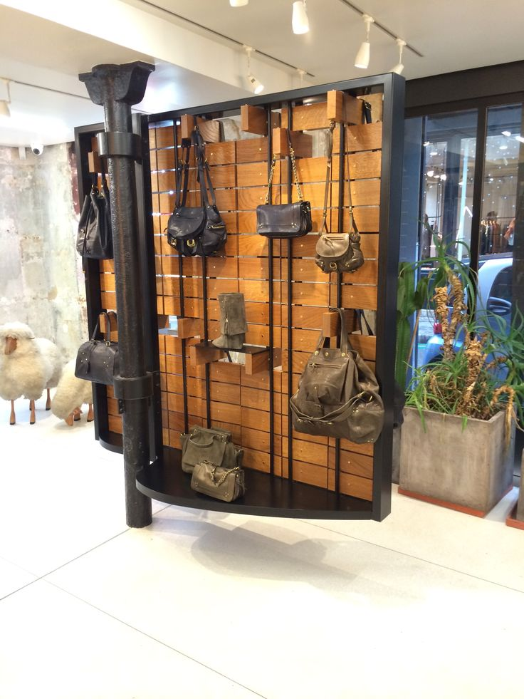 Jerome Dreyfus store - Paris