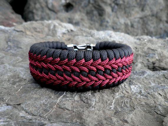 Microcord Stitched Trilobite Ladder Rack Custom by Liquorbox