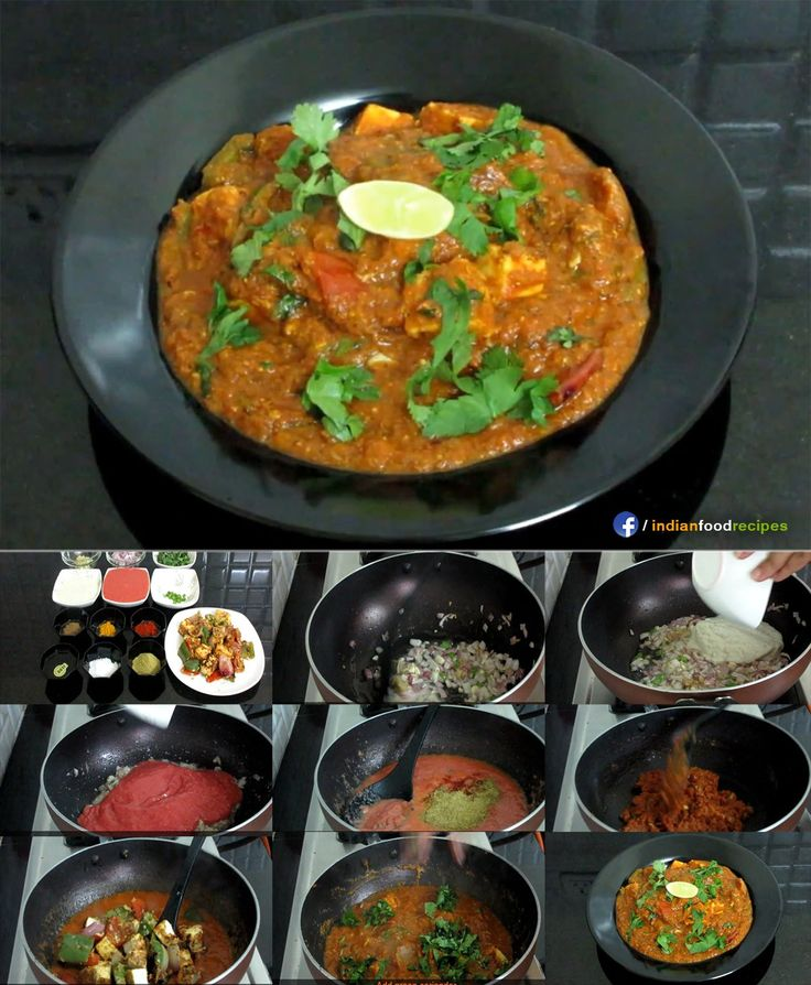 Paneer Tikka Masala recipe step by step.  Paneer tikka masala is an Indian dish. It is essentially made from paneer tikka, which is served in a spiced gravy. It is very popular, yummy Punjabi gravy dish that is available in each every Indian restaurants.