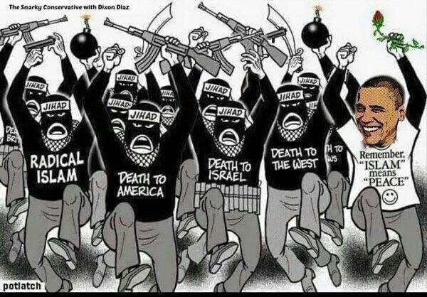 Obama and Muslim