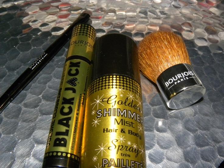 Shimmering Spray - Black Jack Mascara