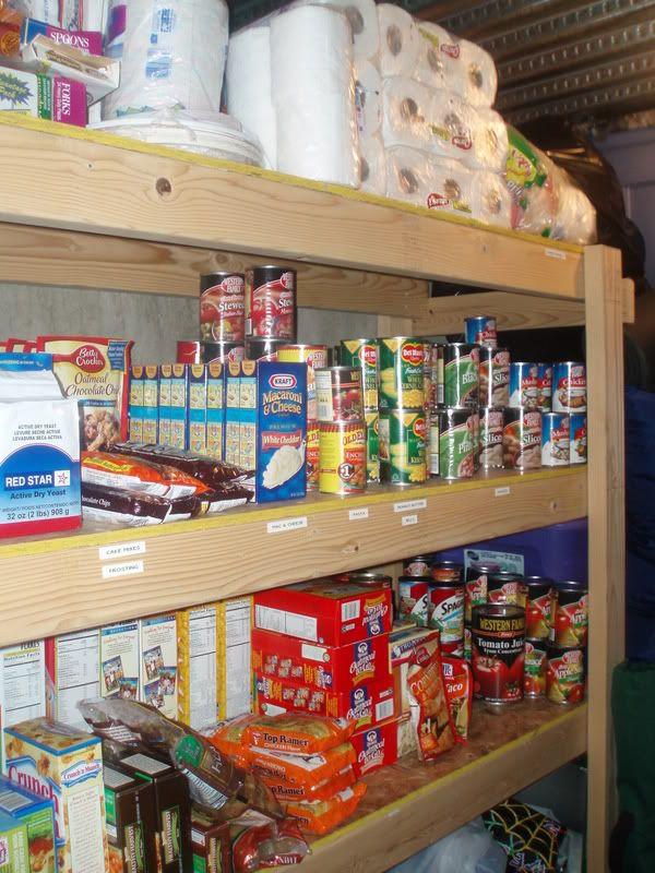 In caso di disastro cosa si mangia? In Giappone le scorte sono già organizzate