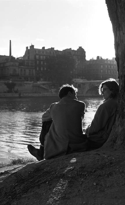 Paris 1952 Photo: Erich Lessing