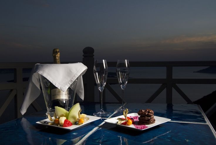 Iconic Santorini is the perfect spot for an ultimate romantic escape into luxury and privacy...