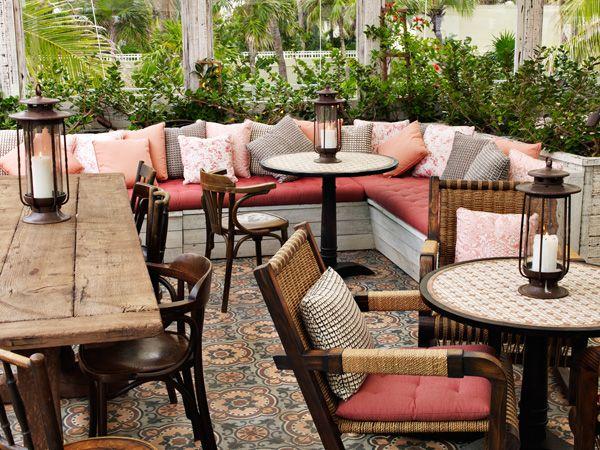 Martin Brudnizki Design Studio's Soho Beach House hotel in Miami Beach