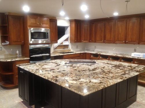 Normandy Granite New Home Sweet Home Pinterest