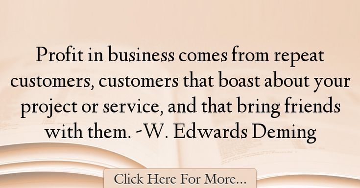 W. Edwards Deming Quotes About Business - 7348