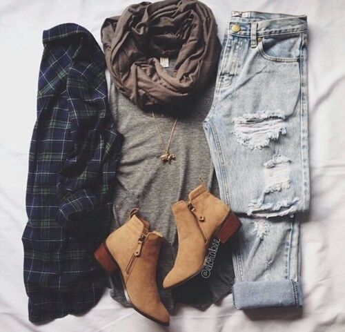 fashion, outfit, and style kép