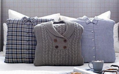 Cuscini fai da te: tante idee per la tua casa [FOTO] - Ecco a voi le istruzioni per realizzare grazie al cucito alcuni cuscini davvero originali per arredare le stanze di casa.