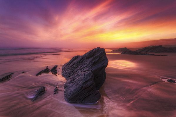 Rock of Dreams by Hendrik:  Port Elizabeth, Eastern Cape, South Africa