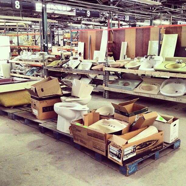 Start that pinterest project with vintage salvage for Building materials that start with i