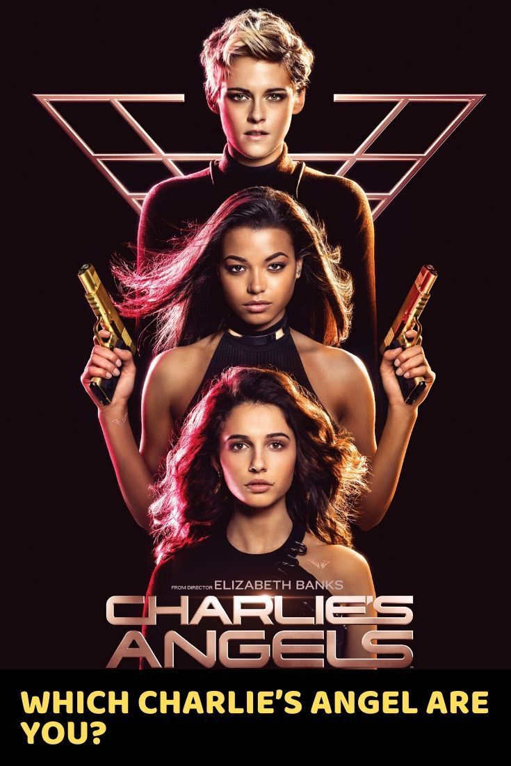 Charlie's Angels 1 Streaming : charlie's, angels, streaming, Which, Charlie's, Angel, Movie,, Charlies, Angels